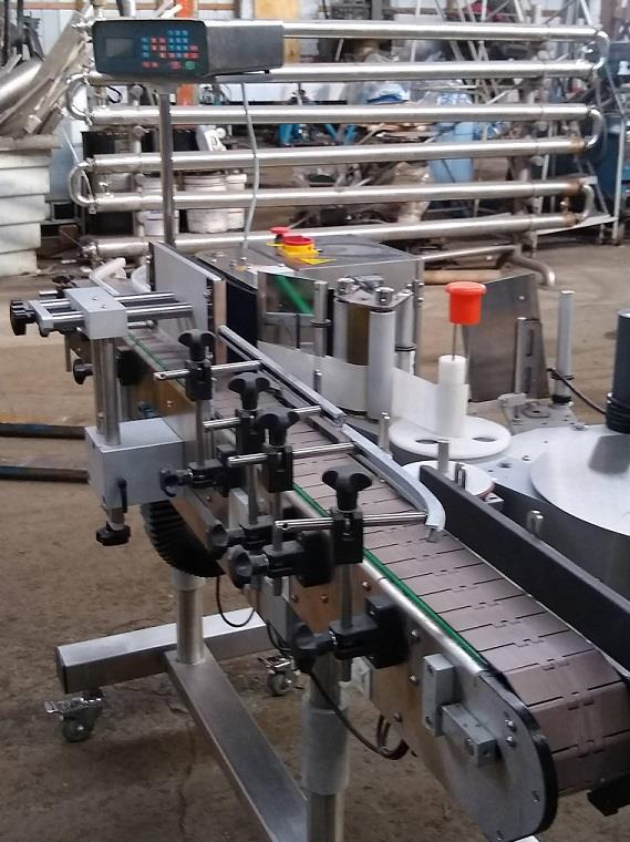 Image CVC Model 300 Wrap Labeler - 6in  1447407