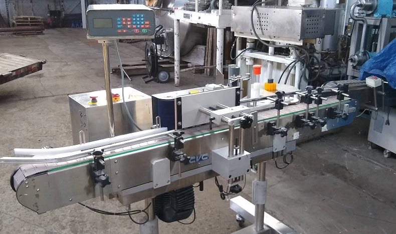 Image CVC Model 300 Wrap Labeler - 6in  1447409