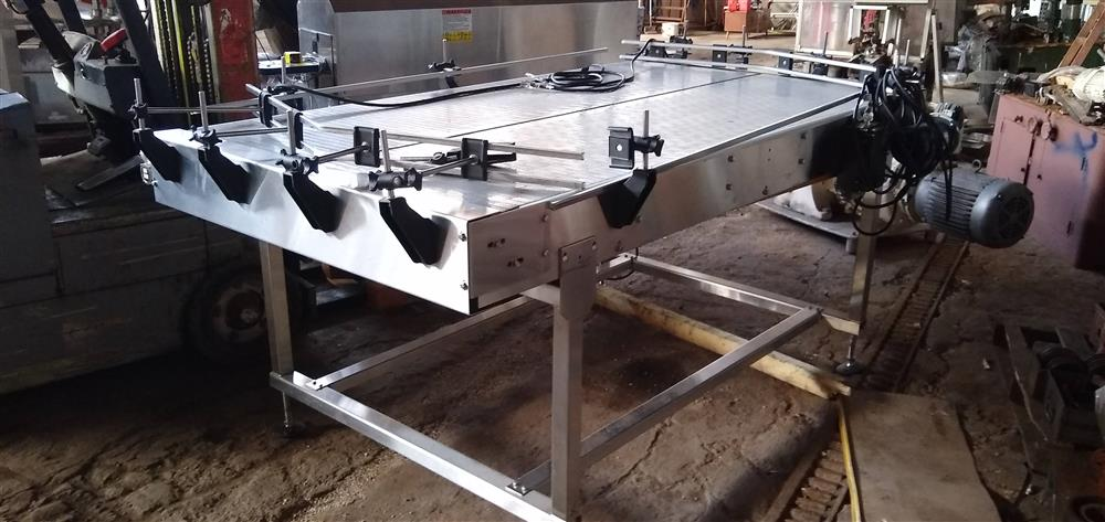 Image 4 X 7ft Accumulation Table - Stainless Steel 1447428