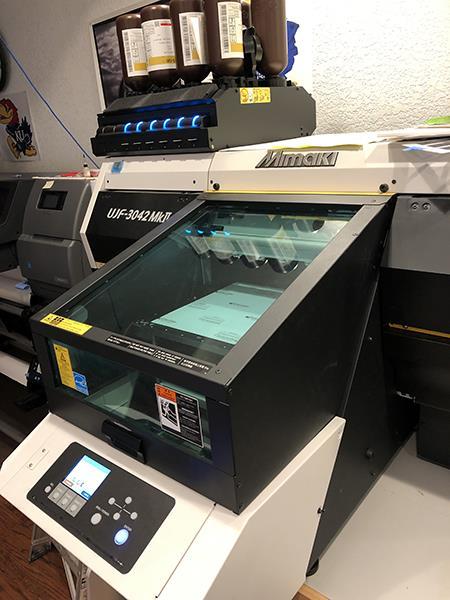 Image MIMAKI UJF-3042 mkII Printer 1447431