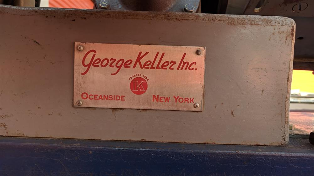 Image 18in GEORGE KELLER INC. Coating Pan 1447561