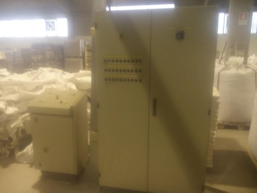 Image GODIOLI E BELLANTI Automatic Press for Packaging of Tobacco Leaf or Strip in Carton Boxes 1447573