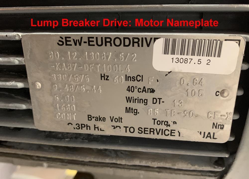 Image MTC Lump Breaker Package - Sanitary 1447596