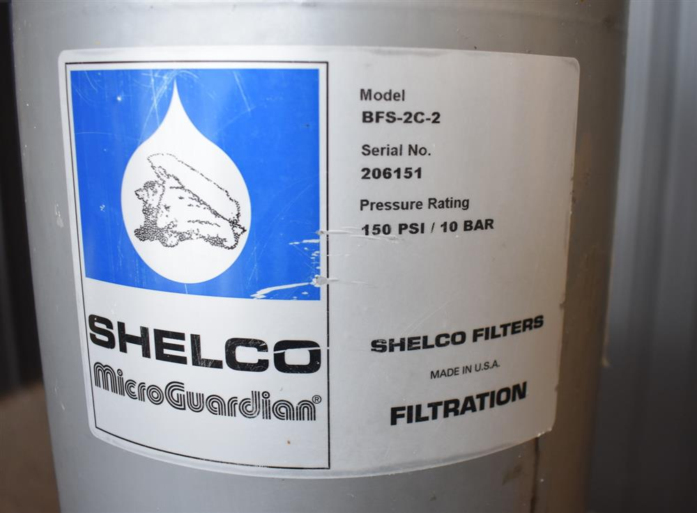 Image SHELCO Basket Filter 1447654
