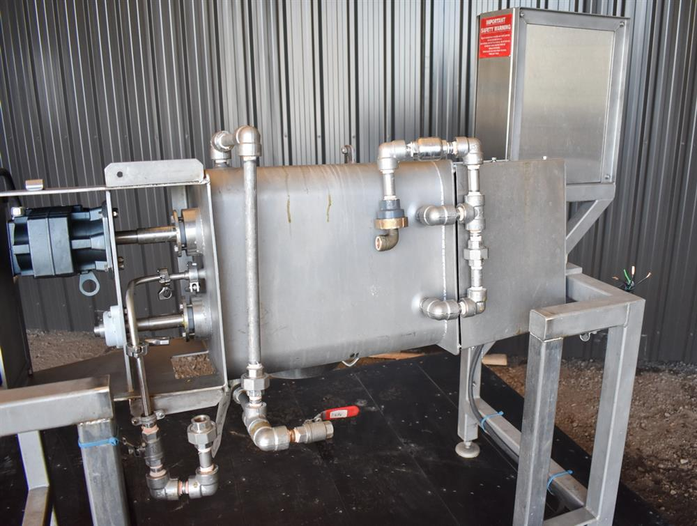 Image .5 Cu. Ft. A&M PROCESS Jacketed Dual Ribbon Blender 1447678