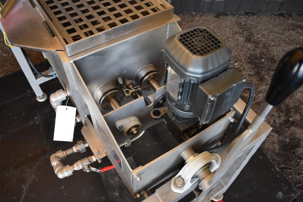 Image .5 Cu. Ft. A&M PROCESS Jacketed Dual Ribbon Blender 1447679