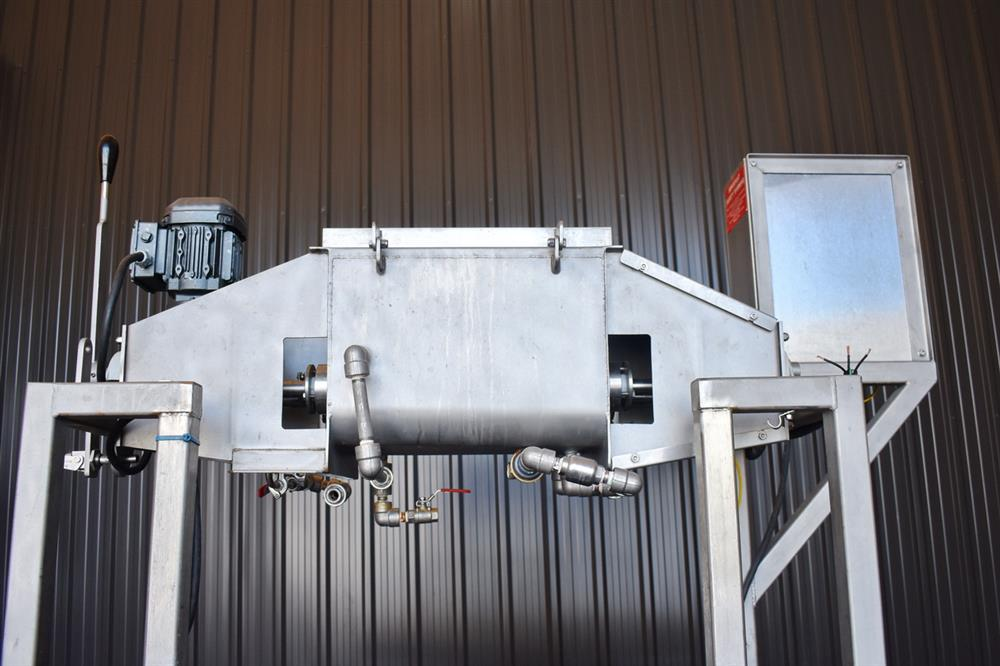 Image .5 Cu. Ft. A&M PROCESS Jacketed Dual Ribbon Blender 1447681