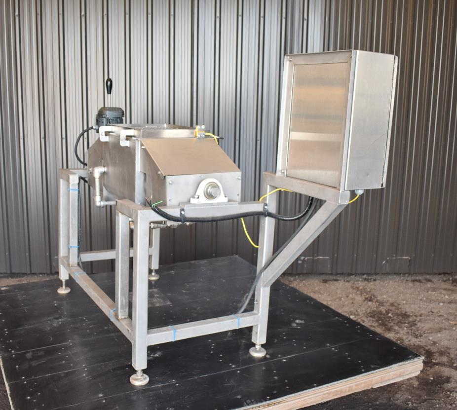 Image .5 Cu. Ft. A&M PROCESS Jacketed Dual Ribbon Blender 1447669