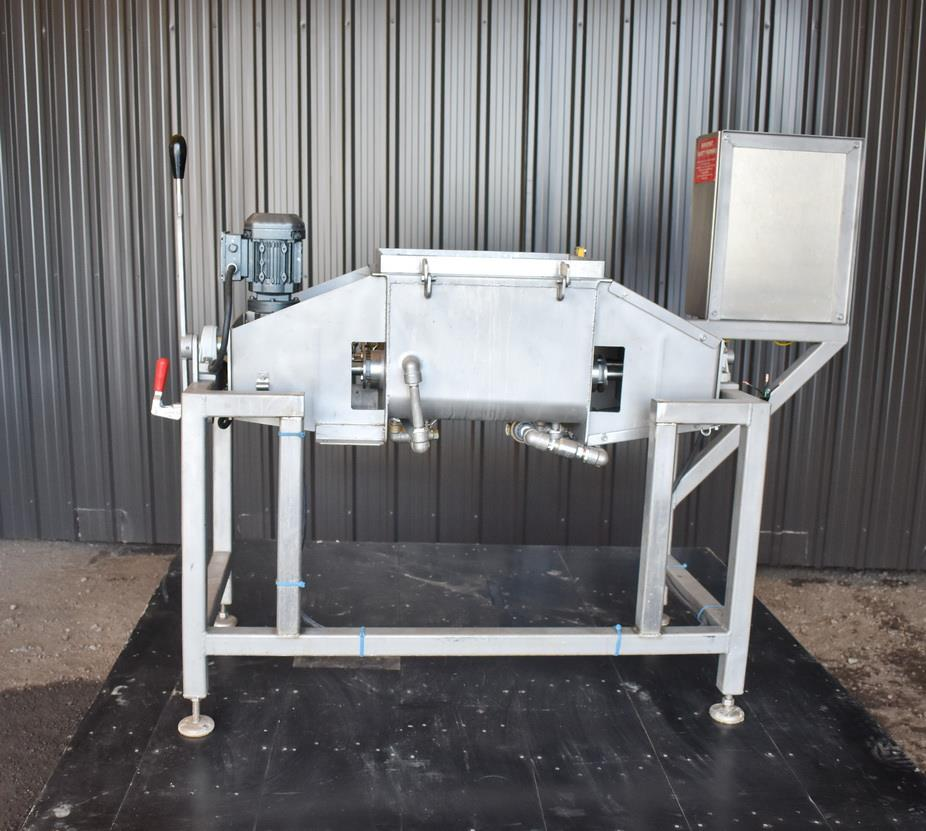 Image .5 Cu. Ft. A&M PROCESS Jacketed Dual Ribbon Blender 1447670