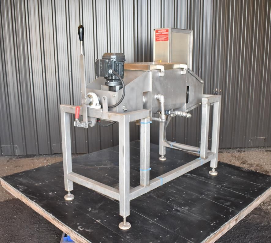Image .5 Cu. Ft. A&M PROCESS Jacketed Dual Ribbon Blender 1447671