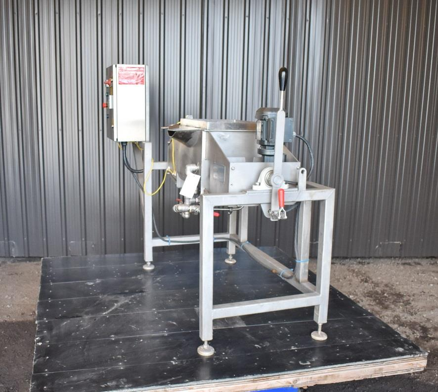 Image .5 Cu. Ft. A&M PROCESS Jacketed Dual Ribbon Blender 1447672