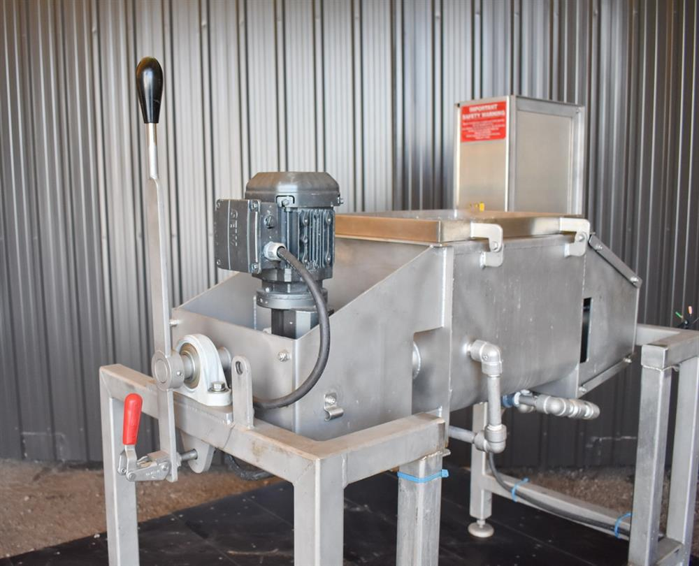 Image .5 Cu. Ft. A&M PROCESS Jacketed Dual Ribbon Blender 1447676