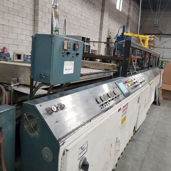 Image MODERN MACHINERY Inline Thermoformer  1447704