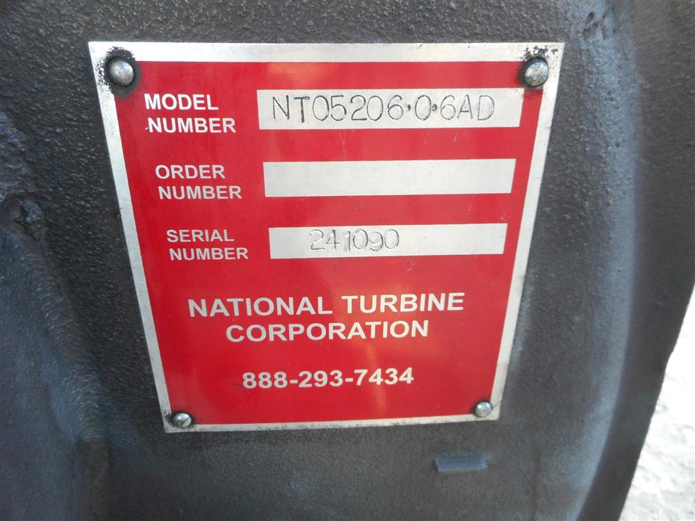 Image NATIONAL TURBINE Blower 1447720