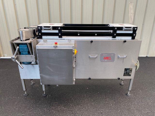 Image CARLETON Helical Ionized Air Rinser with Pressure Belt Infeed 1447779