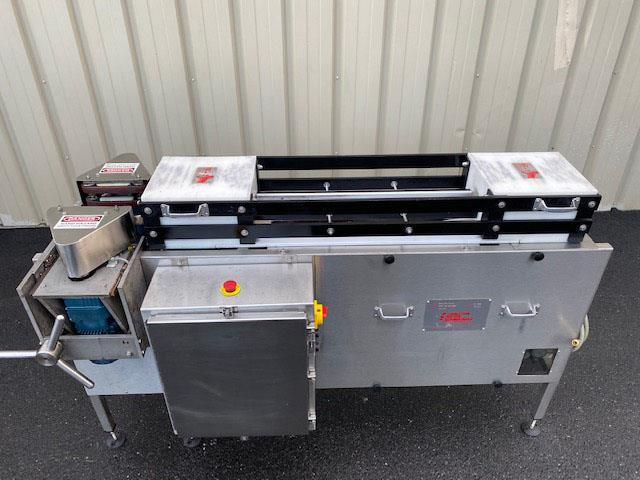 Image CARLETON Helical Ionized Air Rinser with Pressure Belt Infeed 1447780