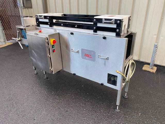 Image CARLETON Helical Ionized Air Rinser with Pressure Belt Infeed 1447782
