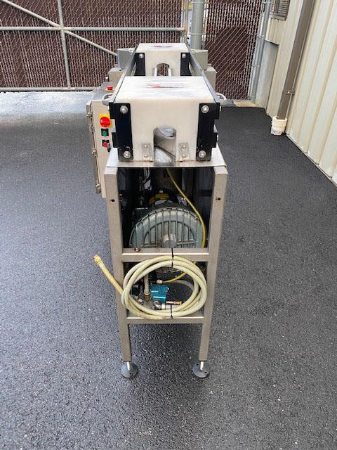 Image CARLETON Helical Ionized Air Rinser with Pressure Belt Infeed 1447783