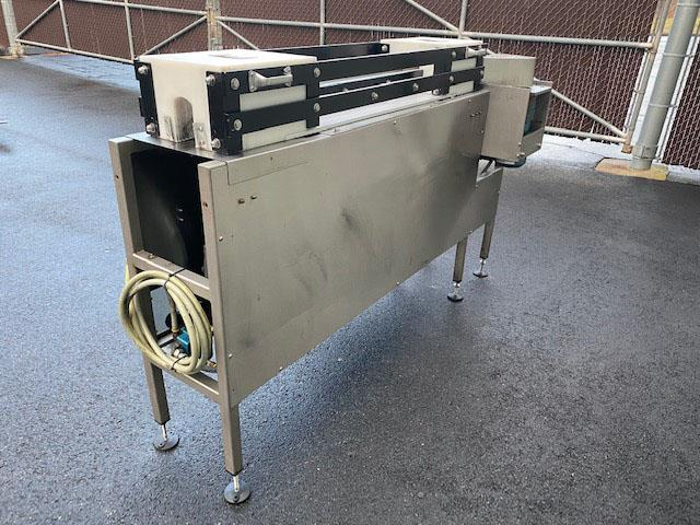 Image CARLETON Helical Ionized Air Rinser with Pressure Belt Infeed 1447784