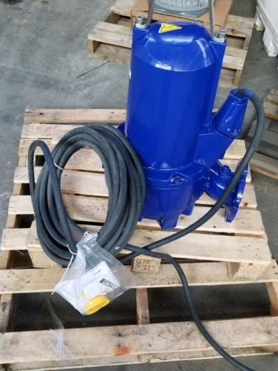 Image SULZER XFP100E-CB1.5-PE56/4 Submersible Pump - 7.5 HP, New 1447793