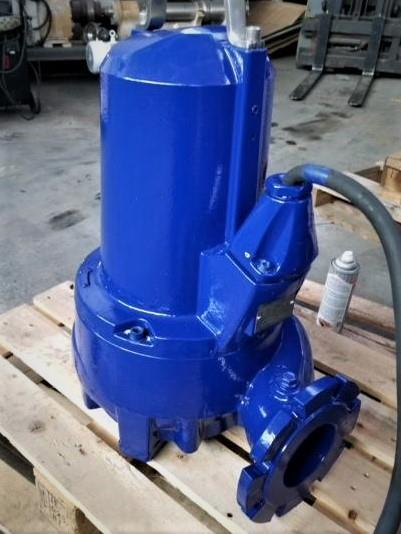 Image SULZER XFP100E-CB1.5-PE56/4 Submersible Pump - 7.5 HP, New 1447795