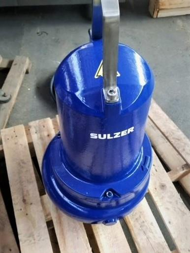 Image SULZER XFP100E-CB1.5-PE56/4 Submersible Pump - 7.5 HP, New 1447796