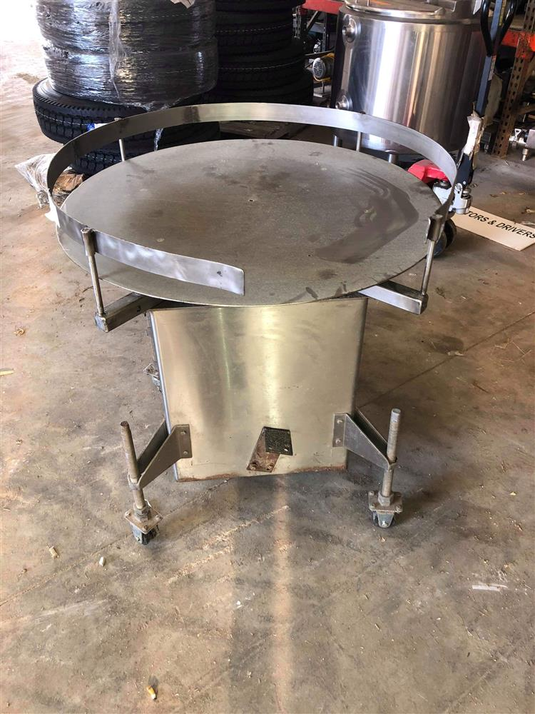 Image Turn Table - Stainless Steel 1447827