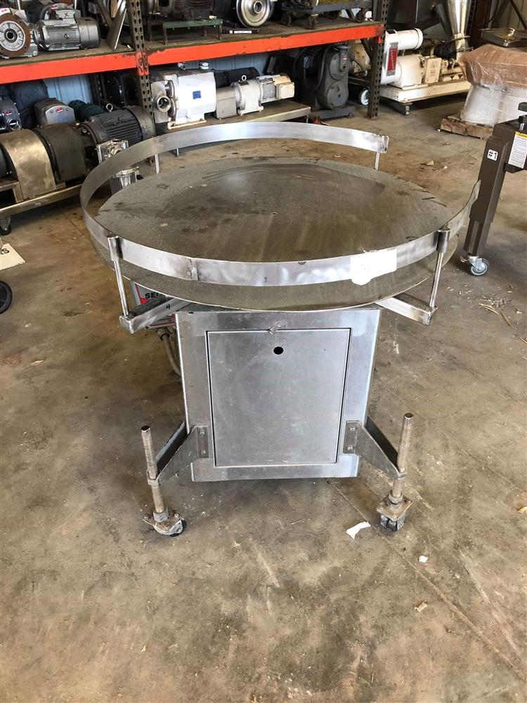 Image Turn Table - Stainless Steel 1447831
