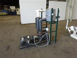 Image PATTERSON KELLEY Twin Shell Vacuum V Blender - 60 Cu. Ft. Working Capacity 1448030