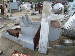 Image GEMCO Double Cone Vacuum Dryer - 100 Cu. Ft. Working Capacity 1448071