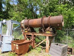 Image HARDINGE Rotary Steam Tube Dryer 1448088