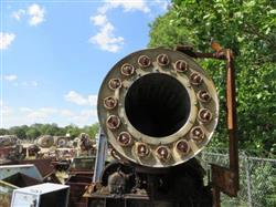 Image HARDINGE Rotary Steam Tube Dryer 1448100