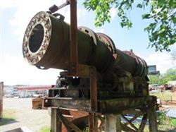 Image HARDINGE Rotary Steam Tube Dryer 1448101