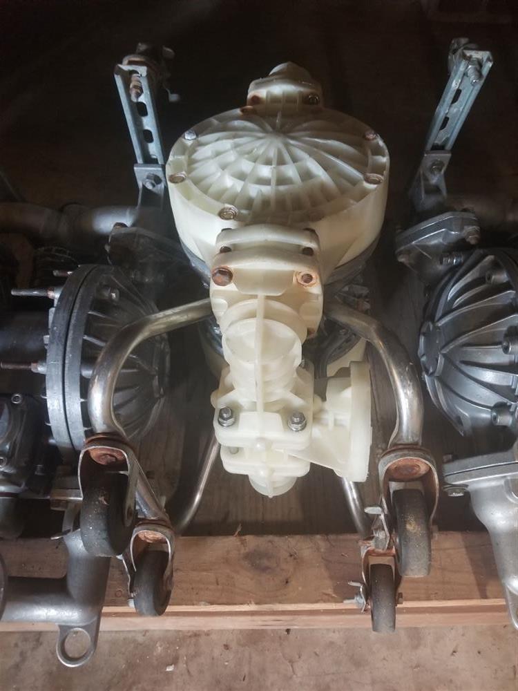 Image Pump (Lot of 7) 1448695