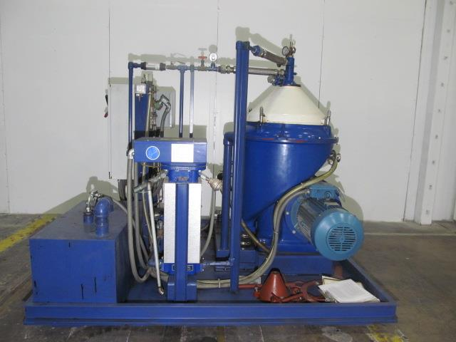 Image ALFA LAVAL Oil Purifier 1517197