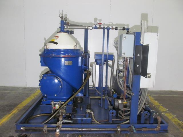 Image ALFA LAVAL Oil Purifier 1517199