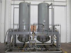 Image BARON Filtration Skid - Double Tower 1517216
