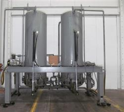 Image BARON Filtration Skid - Double Tower 1517217
