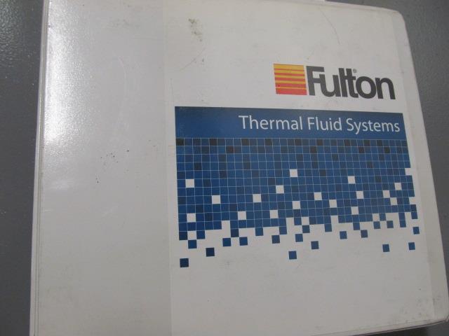 Image FULTON Thermal Fluid Heater - 3.2 MMBTU 1517249