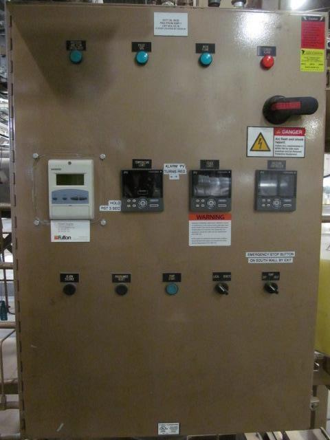 Image FULTON Thermal Fluid Heater - 3.2 MMBTU 1517250