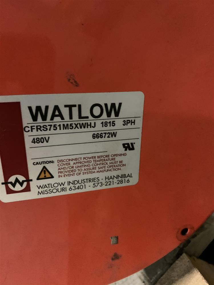 Image WATLOW Electric Circulation Heater 1449100