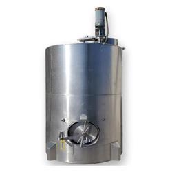 Image 1,200 Gallon JV NORTHWEST INC. Vertical Mix Tank - Stainless Steel 1449306