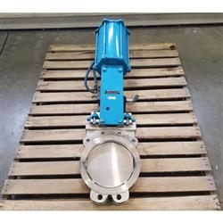 Image 10in BRAY CONTROLS / VAAS  950 Unidirectional Knife Gate Valve 1449384