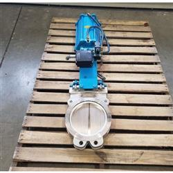 Image 10in BRAY/VAAS 950 Unidirectional Knife Gate Valve 1449981