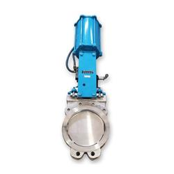 Image 10in BRAY/VAAS 950 Unidirectional Knife Gate Valve 1449389
