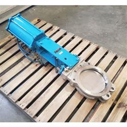 Image 10in BRAY/VAAS 950 Unidirectional Knife Gate Valve 1449392