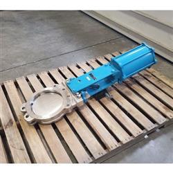 Image 10in BRAY/VASS 950 Unidirectional Knife Gate Valve 1449415