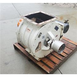 Image KICE INDUSTRIES, INC. Rotary Airlock Valve - 12in Square 1449512