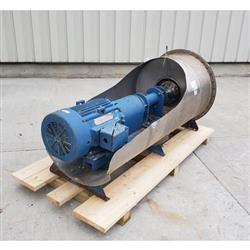 Image 15 HP SPENCER C-1510-H-MOD Centrifugal Blower 1449605