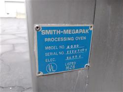 Image SMITH-MEGAPAK Continuous Vacuum Tumbler - 2000 Lb.  1450022